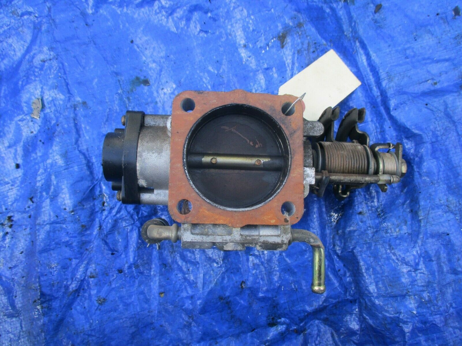 1998 Nissan 200SX SR20 2.0L DOHC throttle body assembly OEM engine motor