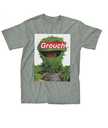Men's Oscar the Grouch Christmas Tee Size M Msrp $22.00 New - $9.99