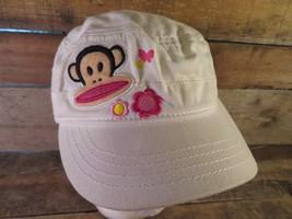 PAUL FRANK Monkey White Kid's Adjustable Adult Cap Hat - $9.89