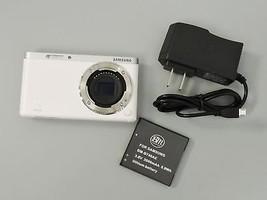 Samsung NX Mini 20.9 MP Digital Camera - White (Body Only) - $149.99