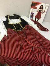 Women's Pirate Maiden Costume  - $23.84