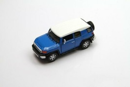 "5"" Toyota FJ Cruiser Diecast Model Toy SUV Car 1:36 Blue - tkrm - $23.95"