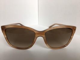 New GIVENCHY SGV 811 0AGD 56mm Opal Havana Women's Sunglasses - $149.99