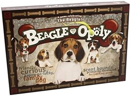 Monopoly Board Game Classic with a Beagle Twist Beagle opoly Traditional... - $41.45