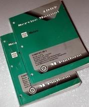 1997 Chevy Geo Metro Service Shop Repair Manual Set Factory Oem 1997 Book Gm - $79.19