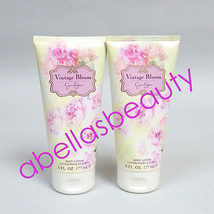 Vintage Bloom by Jessica Simpson 6 oz Body Lotion - Lot of two (2) - $29.99