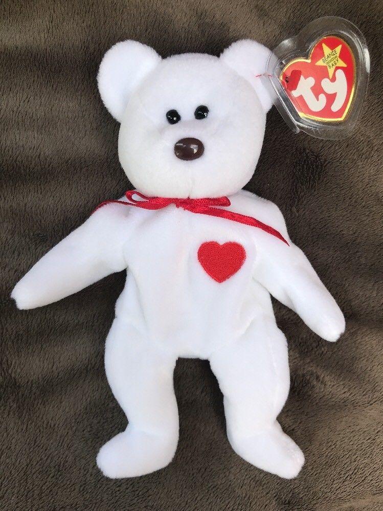 74ae80667ad Rare 1994 Mwmt Valentino Bear Ty Beanie Baby and 42 similar items