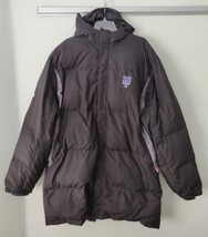 Majestic Mens New York Mets MLB Insulated Parka Hooded Long Jacket Coat Sz XL - $94.05