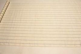 by The Yard- Stroheim Linen Sheer Drapery Fabric Whispening BRE Cream Bl... - $69.20