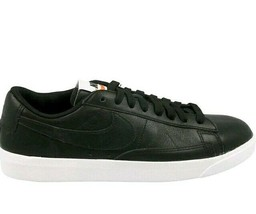 Nike Blazer Low new Leather Black/White Women's Sneakers - AA3961-001 si... - $29.99
