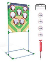 GoSports Pro Pitch Challenge Baseball Toss Game Set | Includes Target, 4... - $64.06