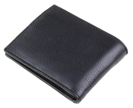 Calvin Klein Ck Men's Leather Billfold Id Wallet With Removable Card Case image 12