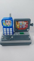 Handy Manny fix it right cell phone repair set NOT WORKING for parts only AS IS - $19.79