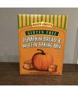 Trader Joe's Baker Josef's Gluten Free Pumpkin Bread & Muffin Mix  - $14.54
