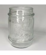 Goslings Dark n Stormy Rum Barrel Shaped Clear Tumbler Barware One Glass - $11.00