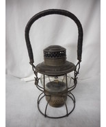 Southern Pacific Railroad S.P. Co Adams and Westlake Lantern with Clear ... - $150.58