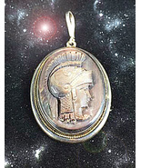 HAUNTED ANTIQUE NECKLACE THE KNIGHT'S ARMOR PROTECTION MAGNIFIER SECRET ... - $9,100.77