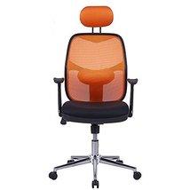 High Back Ergonomic Mesh Office Chair with Headrest & Armrest ,Mesh Padd... - $199.00