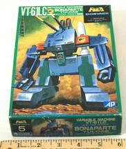 Vintage Gunze Sangyo Japan Dorvack Bonaparte Rare Sealed VT-61LC 1:100 S... - $23.36