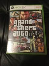Grand Theft Auto IV (Microsoft Xbox 360, 2008) - $3.56