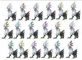 Silvally All Forms level 100 6IV Custom Nature USUM Sun/Moon game trade 3DS - $12.69 CAD