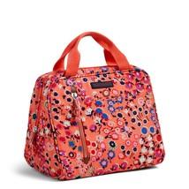 Vera Bradley Water-Repellent Lighten Up Lunch Cooler Bag, Coral Meadow
