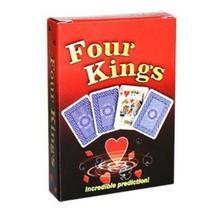Four Kings - Card Packet Magic Trick! - $5.44