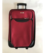 """* NEW * Tag Springfield III 20""""  Luggage Red Lightweight Suitcase Carry-On - $60.76"""