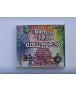 CD  PARTY TYME KARAOKE GIRL POP 29    2017 SYBERSOUND RECORDS - $7.87