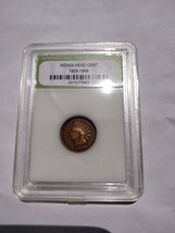 Indian Head Cent Penny 1906 Vintage Authenticated - $25.00