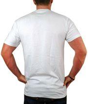 NEW NWT LEVI'S MEN'S PREMIUM CLASSIC GRAPHIC COTTON T-SHIRT SHIRT TEE WHITE image 4
