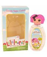 Lalaloopsy by Marmol & Son Eau De Toilette Spray (Crumbs Sugar Cookie) 3... - $18.14