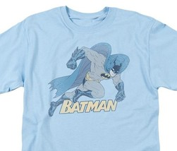 Batman DC Comics Retro Superhero Vintage Superhero Graphic T-shirt BM1320 image 3