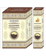 ABN Fashion Ayurvedic Agarwood Sticks Incense Natural Fragrance Hand Rol... - $18.00