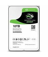 "Seagate BarraCuda Pro 3.5 ""10TB internal hard disk HDD helium 6G ST10000 - $1,145.49"