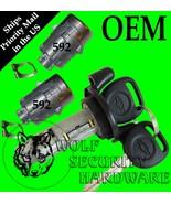 Chevy Silverado Others 2001 Ignition Switch Lock Cylinder & Door Lock Se... - $84.96