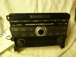 07 08 09 Mazda CX-7 CX7 Bose Radio 6 Cd Face Plate EG2466ARX PRW23 - $29.70