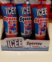 * ICEE SQUEEZE CANDY 12 COUNT/ Full Case Free S... - $20.45
