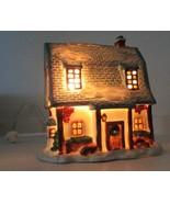 AMERICANA Christmas Village House - $13.50