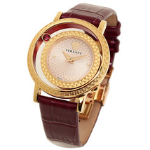 Versace VDA020014 Venus Ladies Alligator Leather Watch - $2,566.46