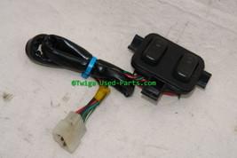 90-97 Mazda Miata MX5 NA Power Window Dual Switch Manual Trans