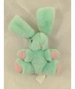 "Dandee International Green Rabbit Plush 6.5"" Ears Bunny Stuffed Animal Toy - $11.66"