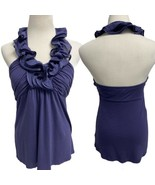Express women's top sleeveless lavender size M - $15.61