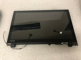 "Toshiba Satellite C55t-C 15.6"" LCD Touch Screen Complete Assembly Panel 6-35 - $262.35"