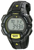 New TIMEX T5K809 Ironman Women's Digital Sport Plastic Watch Black Resin... - $38.97