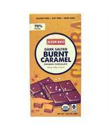 Alter Eco Dark Salted Burnt Caramel Organic Chocolate (12x2.82 Oz) - $58.32