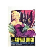 The Asphalt Jungle Marilyn Monroe Wall Poster Art 12x18 Free Shipping - $12.50