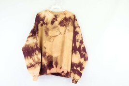 Vtg Champion Mens Large Distressed Acid Wash Classic Logo Crewneck Sweat... - $69.25