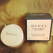 New In Box GUCCI Multi Use Gel Gloss Full Size Éclat De Beauté
