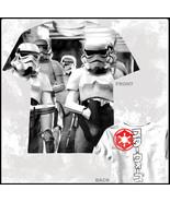 Star Wars Storm Troopers on Patrol Photo Body Print T-Shirt 2X NEW UNWORN - $17.41